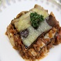 2016年3月:Lasagna of the eggplant
